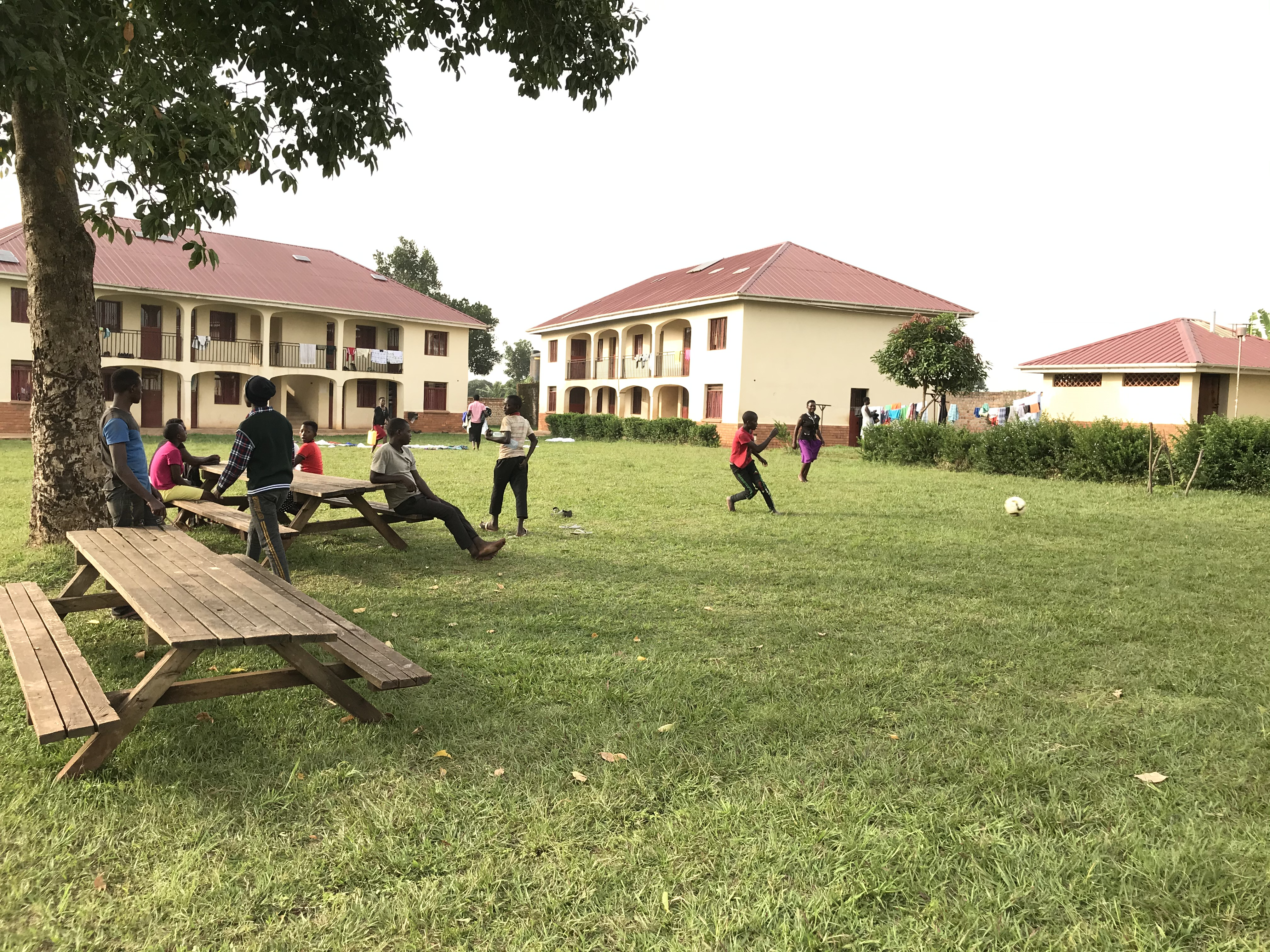 Nakaziba, unser Campus of practical skills